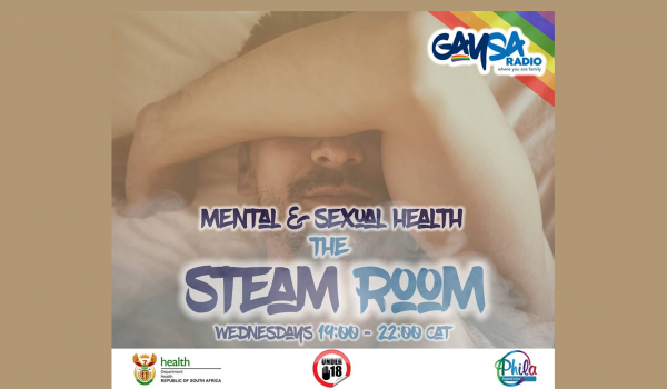 The Steam Room Episode 6: Mental and sexual health