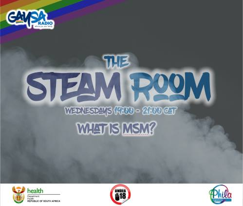 The Steam Room – Episode 1 – What is MSM