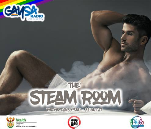 The Steam Room – Episode 2 – First Timers