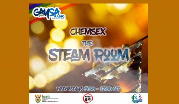 The Steam Room Episode 5 – Chem-Sex