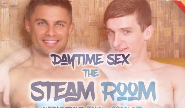 The Steam Room Episode 4- Day-time Sex