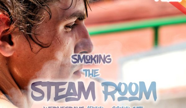 The Steam Room Episode 8: Smoking