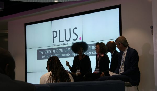 PODCAST: PLUS LGBTI Business Network Summit