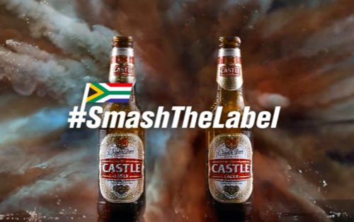 Why Castle's #SmashTheLabel campaign hits the mark in more ways than one