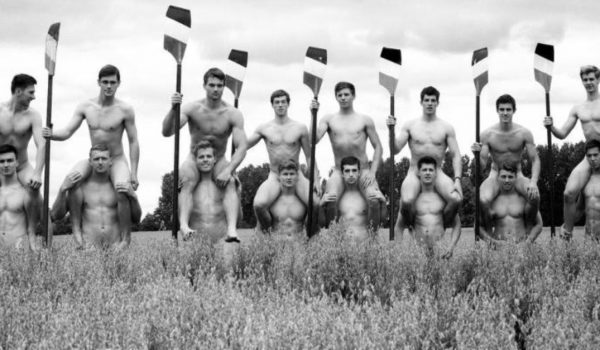 Olympic rower Robbie Manson to be in Warwick Rowers Calendar
