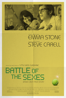 Movie Friday: 'Battle of the Sexes'