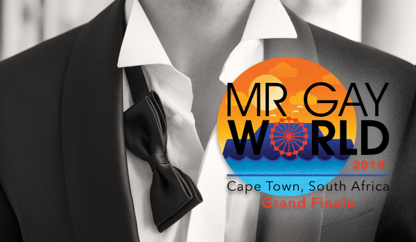 Mr Gay World Ticket Sales Open