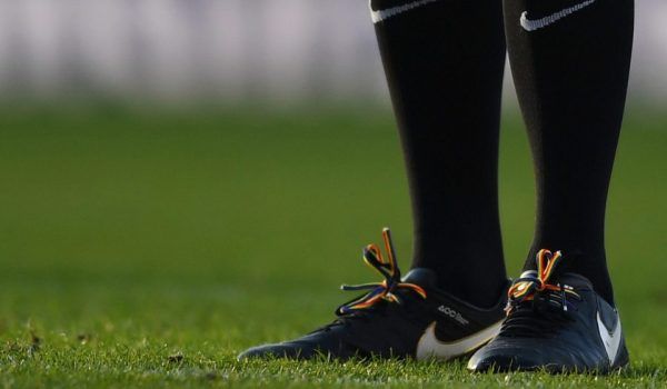 Did you hear about the Rainbow Laces campaign?