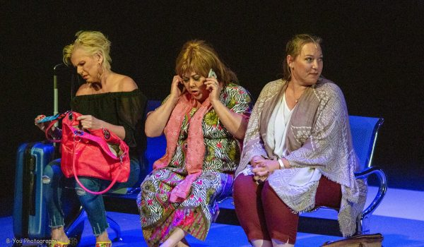 Family dynamics take centre stage in 'Drie Susters'
