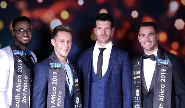 Mr South Africa 2019 crowned