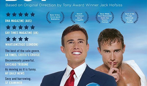 'Confessions of a Mormon Boy' brings award-winning solo theatre to Cape Town this July