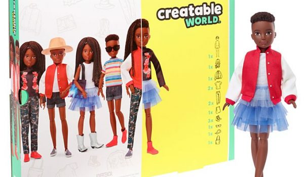 Mattel's gender-neutral doll is more than just a toy