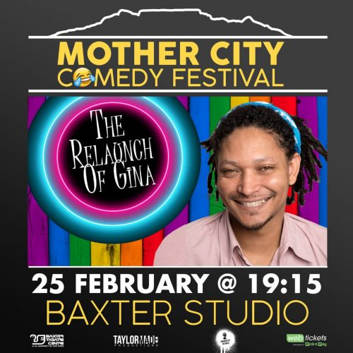 Ruan chats to local comedian Eugene Matthews